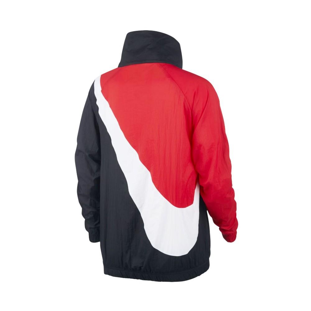 nuovo concetto ca282 cb71e SportShock Nike Giacca Sportiva Wovent Nero Donna BV3685-010 - Acqu...