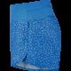 Nike Short Rival 3 Run Azzurro Print Donna