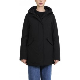 Canadian Parka Fondy Bay Tech Nero Donna