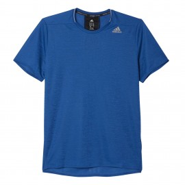 Adidas T-Shirt Mm Run Supernova Blue
