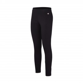 Champion Leggings Sportivi Nero Donna