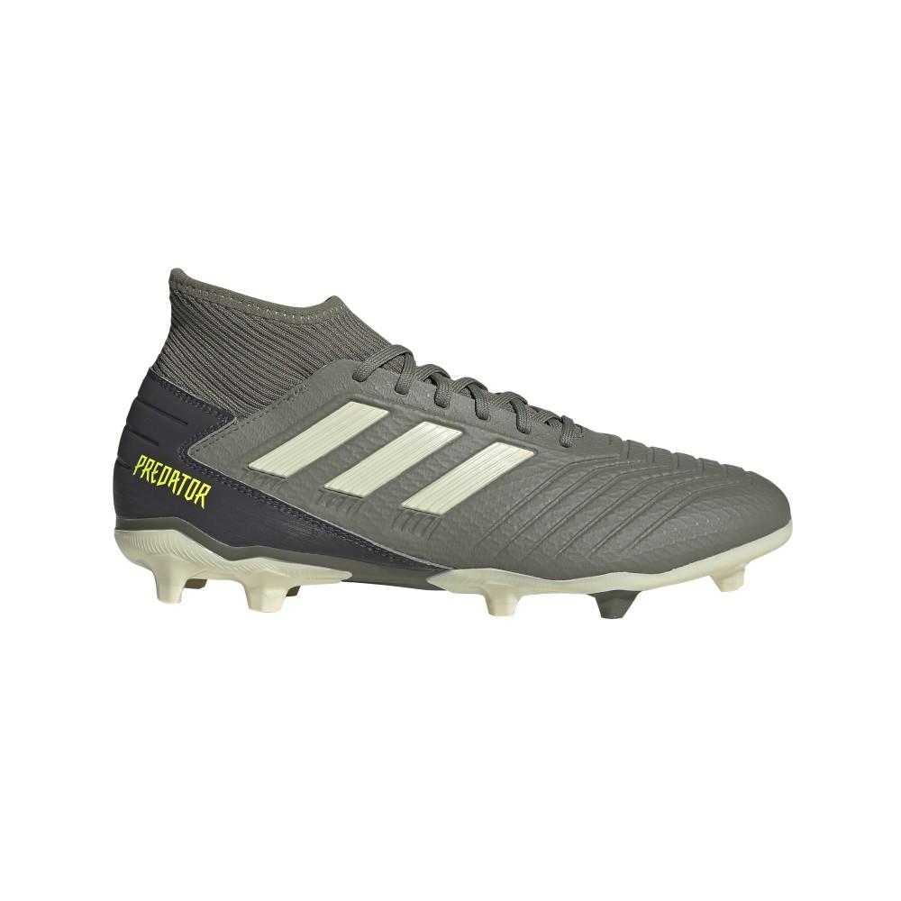 Scarpe calcio X 19.1 FG Adidas Top di gamma Uomo Verde