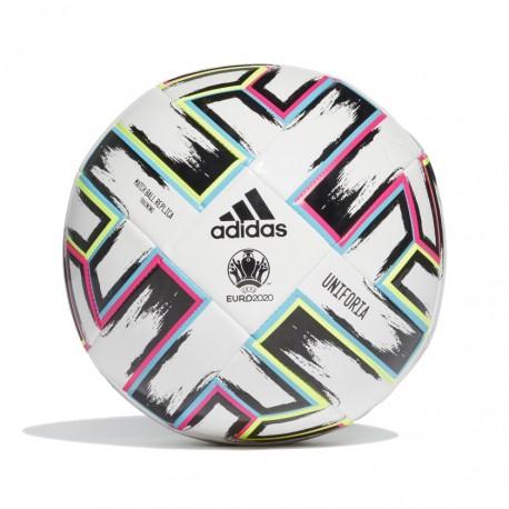 Adidas Pallone Euforia Euro20 Bianco Nero