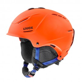 Uvex Casco Sci P1us 2.0 Arancio Blu Uomo