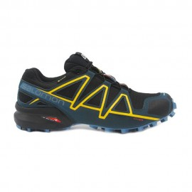Salomon Scarpe Trail Running Speedcross 4 Gtx Nero Uomo