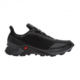 Salomon Scarpe Trail Running Alphacross Gtx Nero Uomo