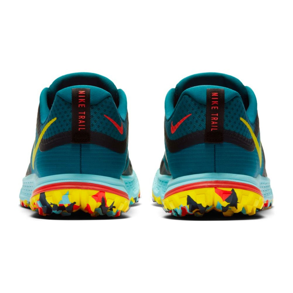 Running Nike Scarpe Air Zoom Wildhorse 5 Trail Petrolio Uomo AQ2222