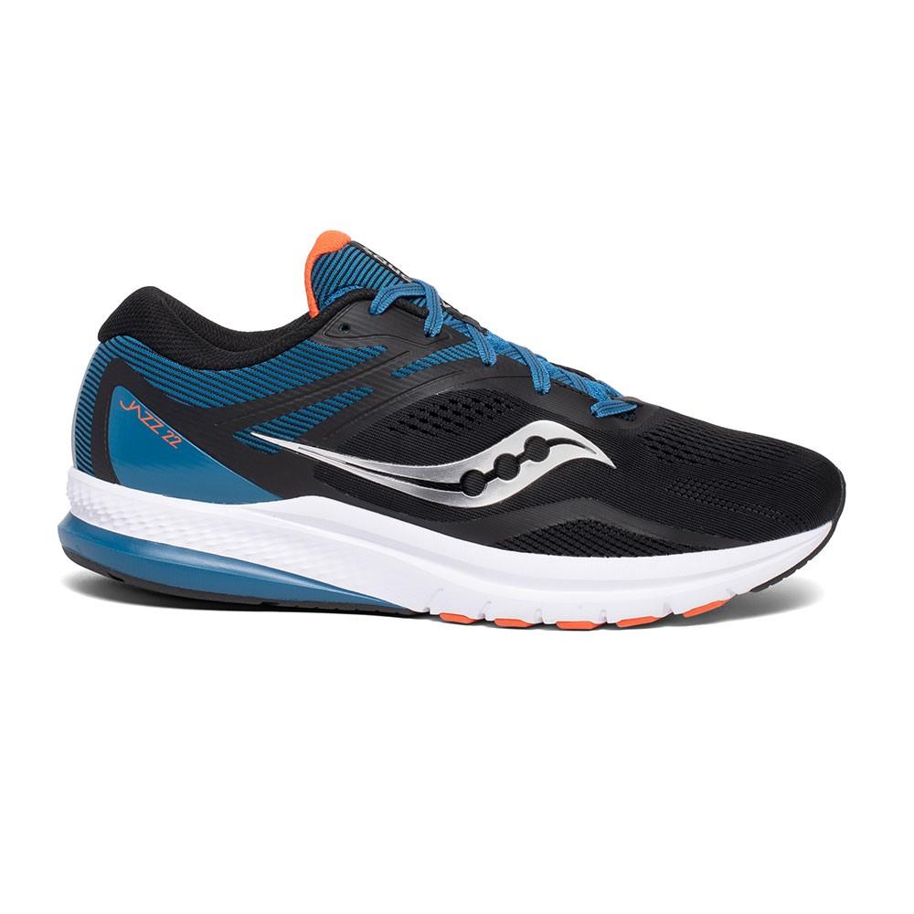 Running Saucony Scarpe Running Jazz 22 Blu Nero Uomo S20567