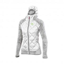 Karpos Giacca Alpinismo Marmarole Bianco Donna