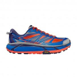 Running Hoka Scarpe Trail Running Mafate Speed 2 Blu Rosso