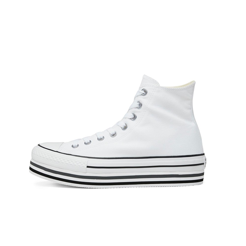 Style Converse Sneakers Chuck Taylor All Star Platform Layer Hi Bia
