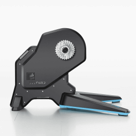 Tacx Rulli Bici Flux 2 Smart Nero
