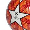 ADIDAS pallone finale champion mini rosso argento