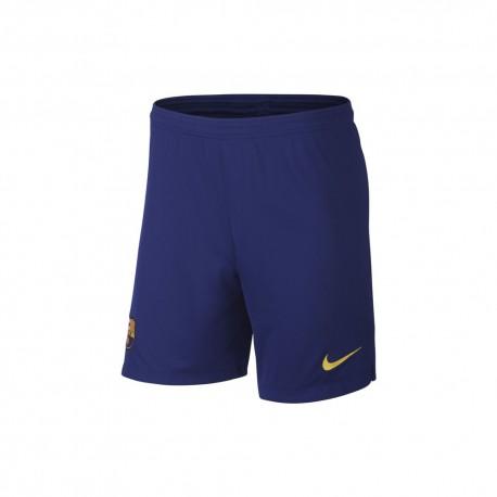 Nike Short Barcelona Home Blu Giallo Uomo
