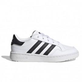 ADIDAS originals sneakers novice c ps bianco nero bambino