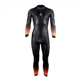 Aqua Sphere Muta Nuoto Pursuit 2.0 Nero Rosso Uomo