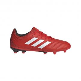 ADIDAS scarpe da calcio copa 20.3 fg rosso bianco bambino