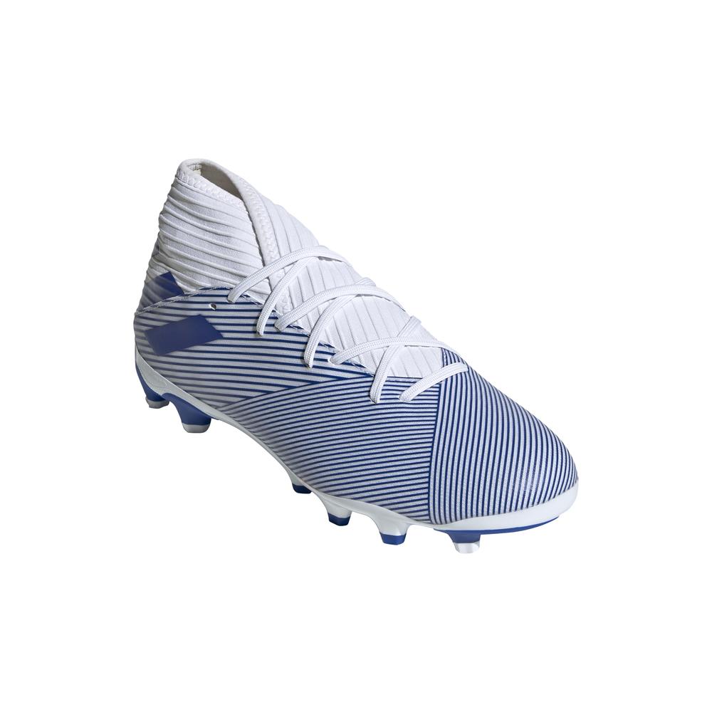 ADIDAS scarpe da calcio nemeziz 19.3 mg bianco royal bambino