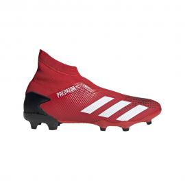 ADIDAS scarpe da calcio predator 20.3 ll tf nero bianco uomo