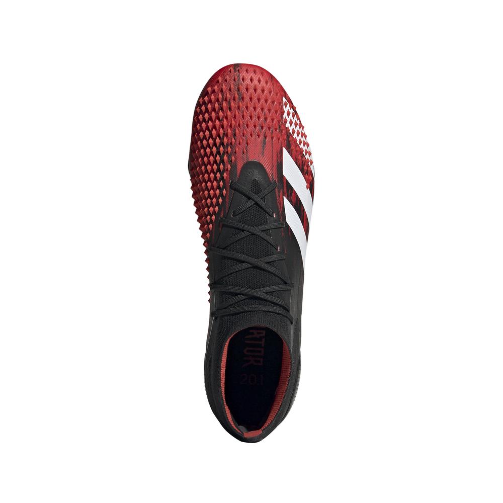 calcio ADIDAS scarpe da calcio predator mutator 20.1 sg nero bianco