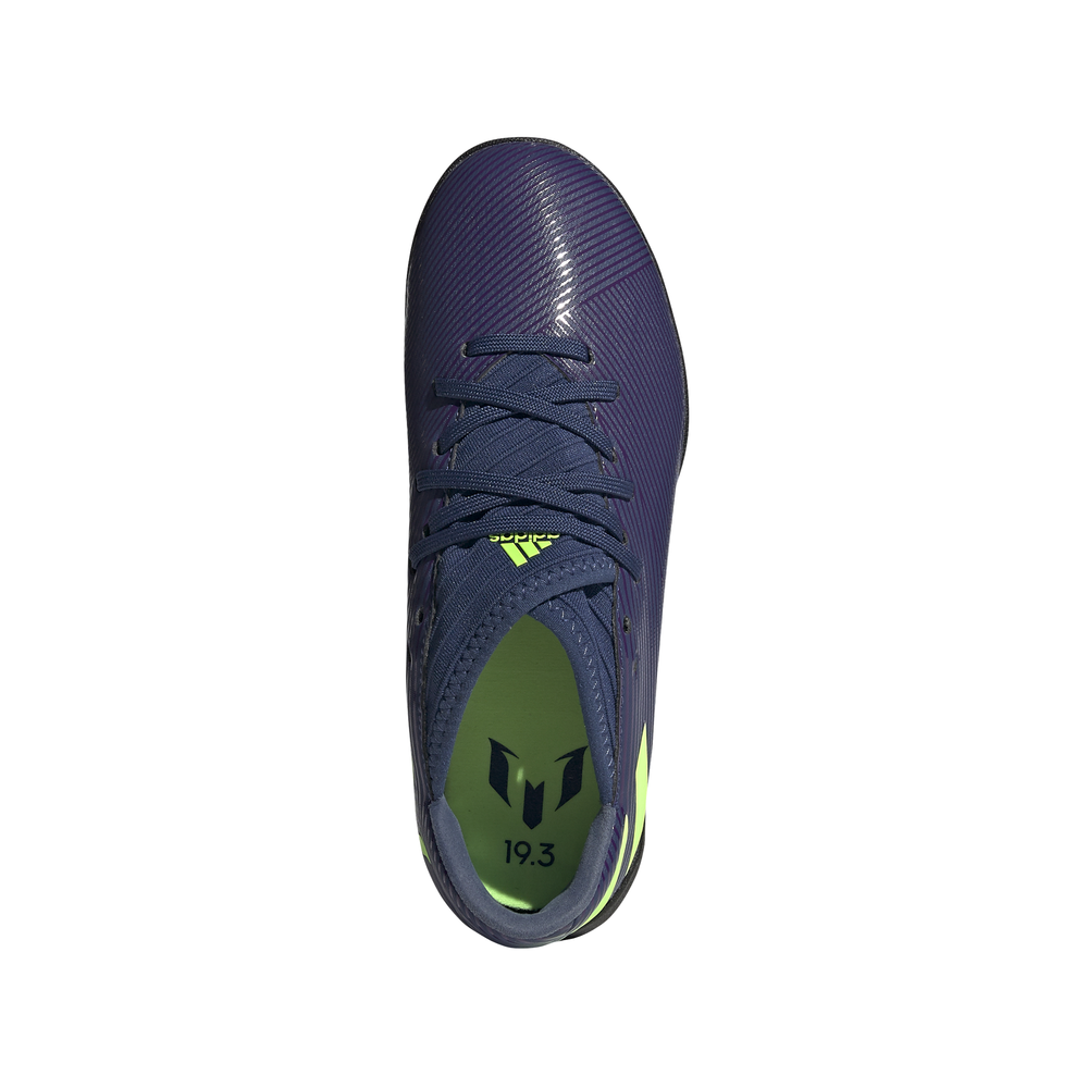 calcio ADIDAS scarpe da calcio nemeziz messi 19.3 tf blu