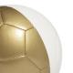 ADIDAS pallone da calcio mr cpt bianco oro unisex