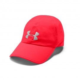 Under Armour Cappello Running Shadow Rosso Uomo