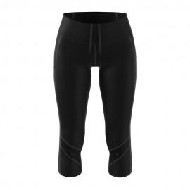 ADIDAS leggings running 3/4 own nero donna