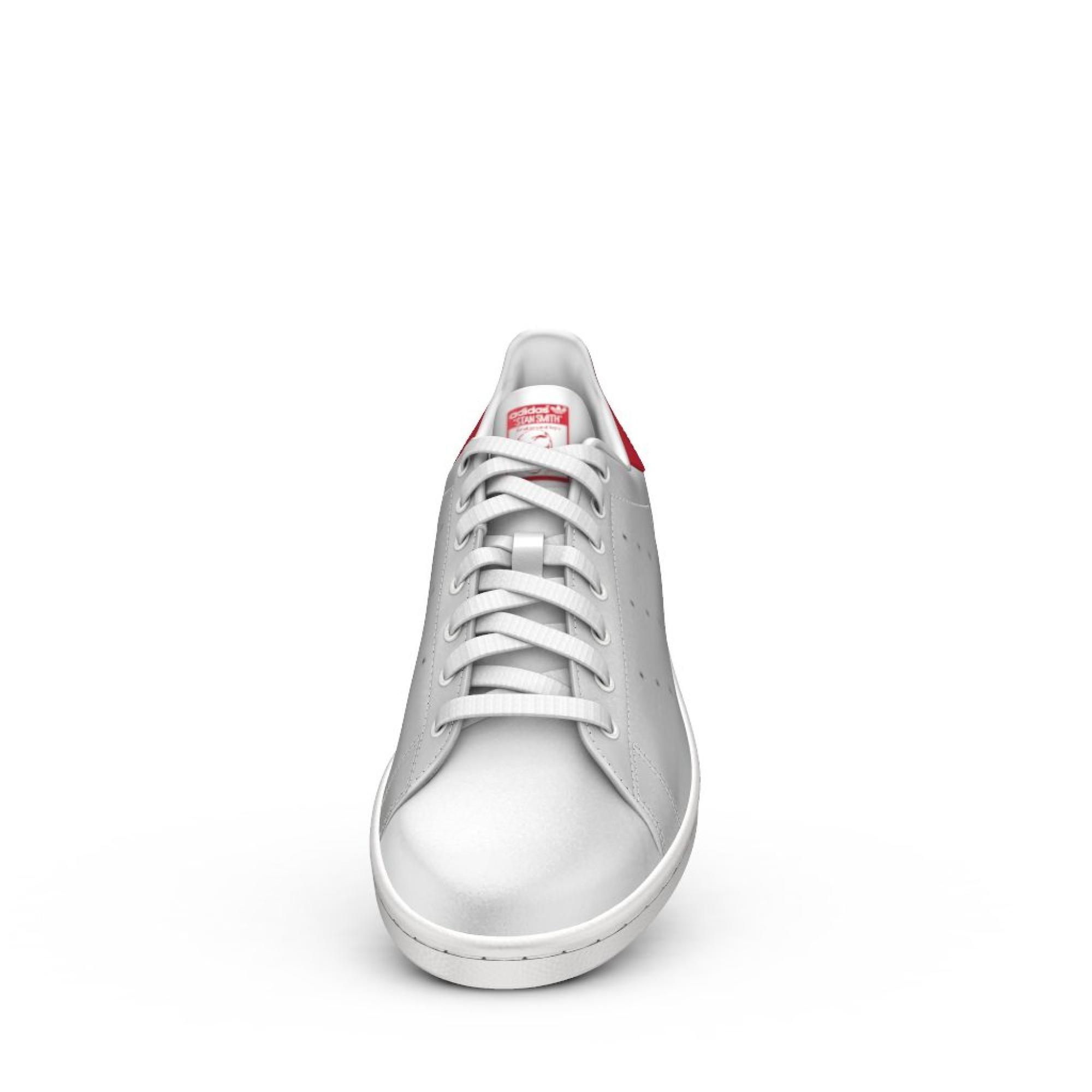 adidas stan smith bianca e rossa