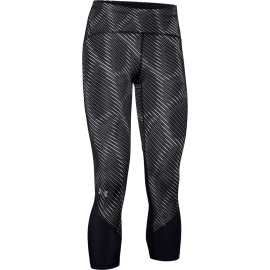 Under Armour Canotta Running Fly Fast Printed Nero Donna