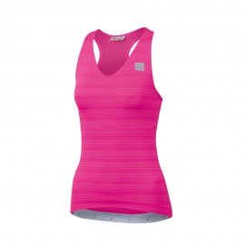 Sportful Canotta Ciclismo Donna Kelly Rosa Donna