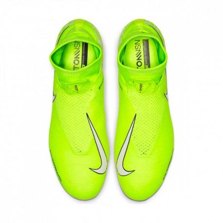 Nike Scarpe Da Calcio Phantom Vision Elite Fg Giallo Uomo