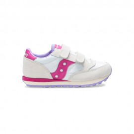 Saucony Sneakers Jazz O Psv Bianco FucsiaBambino