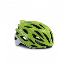 Kask Casco Bici Mojito X Bianco Lime Uomo