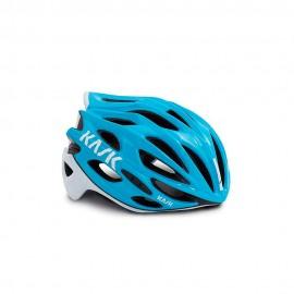 Kask Casco Bici Mojito X Azzurro Bianco Uomo