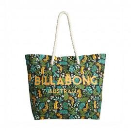 Billabong Borsa Mare Donna Logo Multicolore Donna