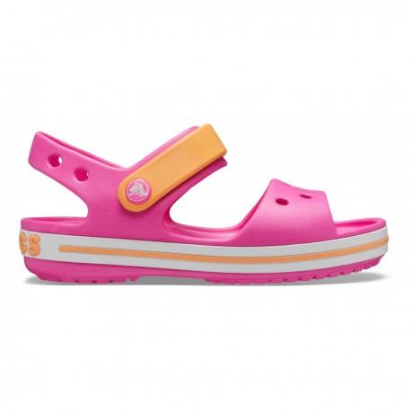 Crocs Sandali Mare Crocband II Rosa Bambina