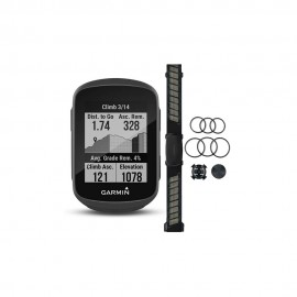 Garmin Gps Edge 130 Plus Bundle Nero