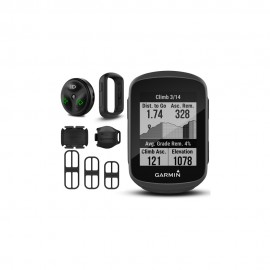 Garmin Gps Edge 130 Plus Bundle Mtb Nero