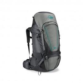 Lowe Alpine Zaino Trekking Diran Nd50+10 Grigio Unisex