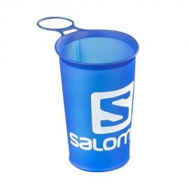 Salomon Bicchiere Pieghevole Soft Azzurro Uomo