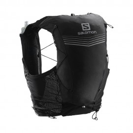 Salomon Zaino Trail Running Adv Skin 12 Set Nero