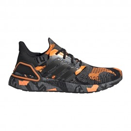 ADIDAS scarpe running ultraboost 20 core nero core nero uomo