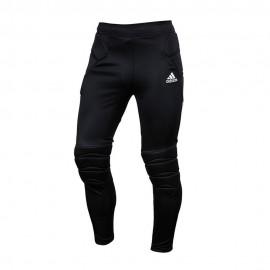 Adidas Pantaloni Portiere Tierro Nero Bianco Uomo
