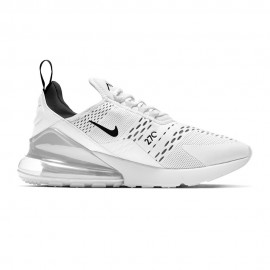 Nike Sneakers Air Max 270 Bianco Nero Donna