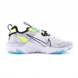 Nike Sneakers React Vision Bianco Uomo