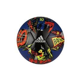 ADIDAS pallone calcio piccolo messi blu multicolore