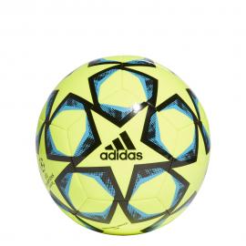 ADIDAS pallone da calcio finale 20 club giallo