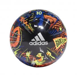 ADIDAS pallone da calcio messi club blu multicolore