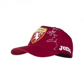 Joma Sport Cappellino Torino 20 21 Granata Uomo